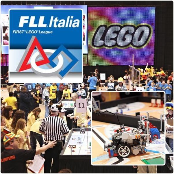 WoW arriva alla First Lego League